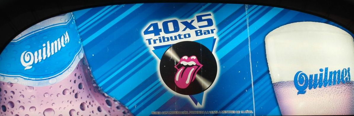 40×5 Tributo Bar Buenos Aires Argentina