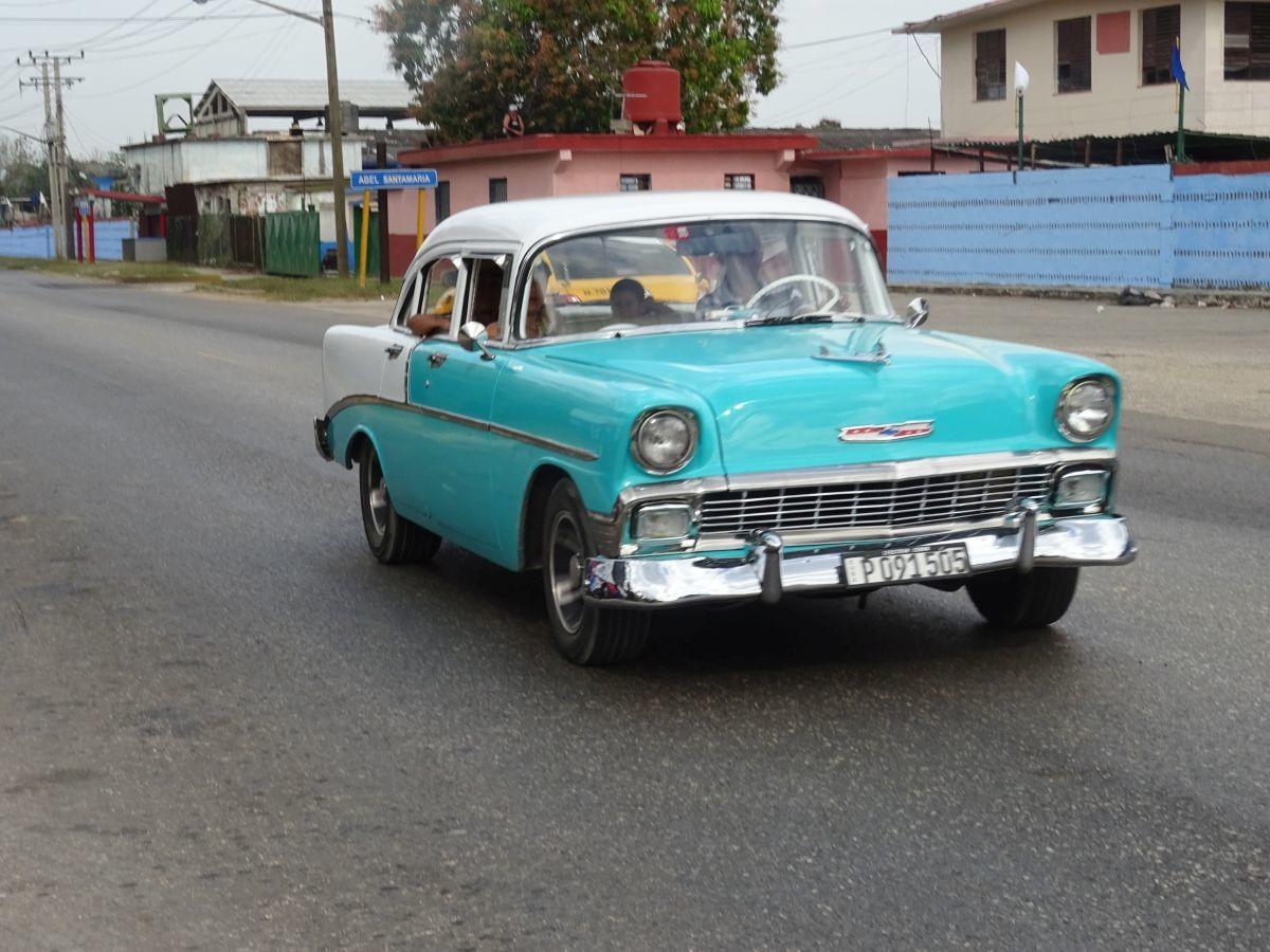 From Mexico City to Havana Cuba March 2016