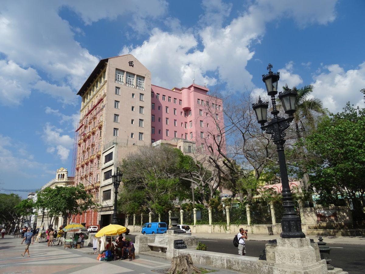 Hotel Sevilla Havana Cuba