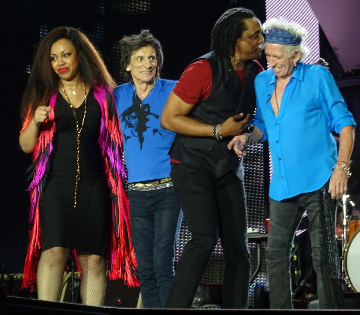 The Rolling Stones in Marseille France June 2018