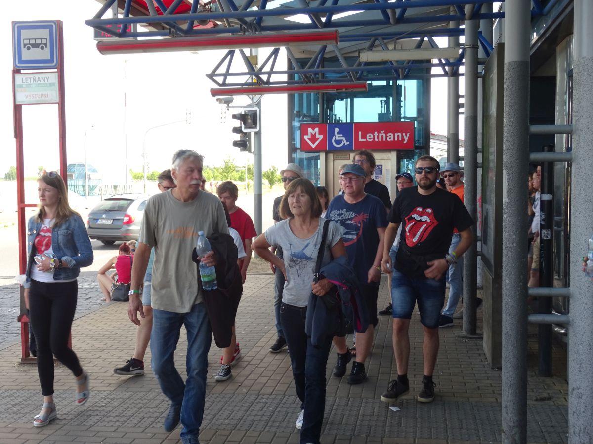 The Rolling Stones in Prague Czech Republic July 2018